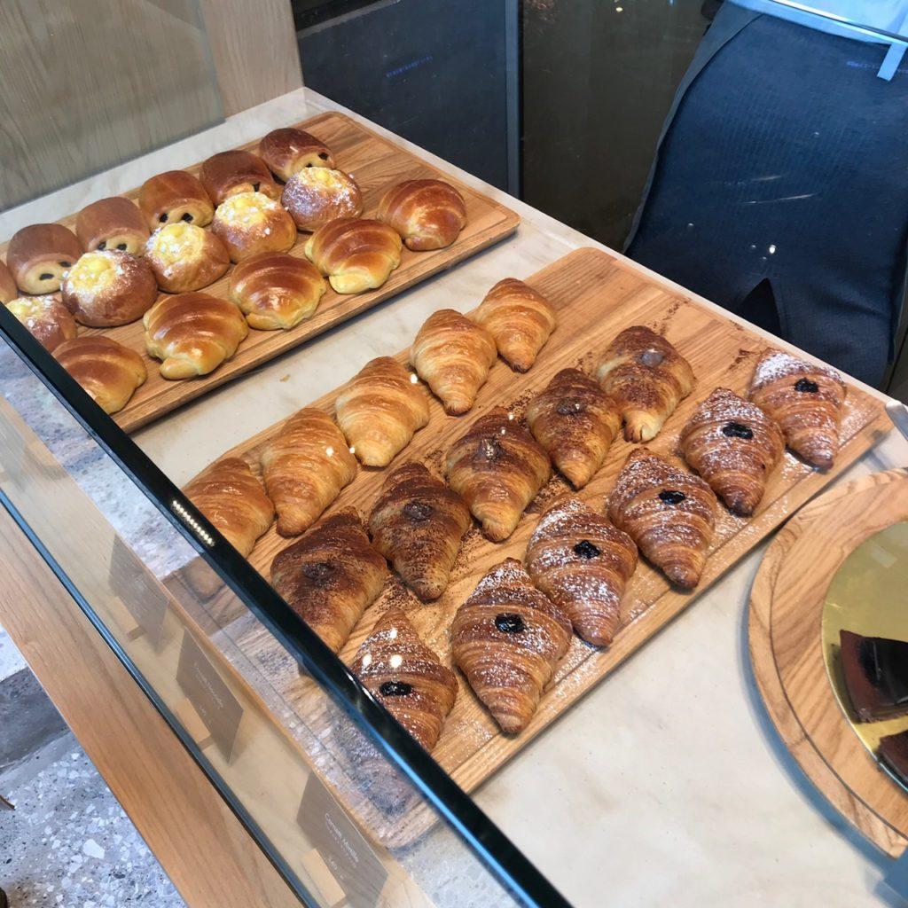 STARBUCKS RESERVE ROASTERY TOKYOのパン