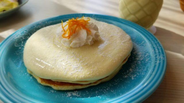 Moke's HAWAIIのリリコイパンケーキ