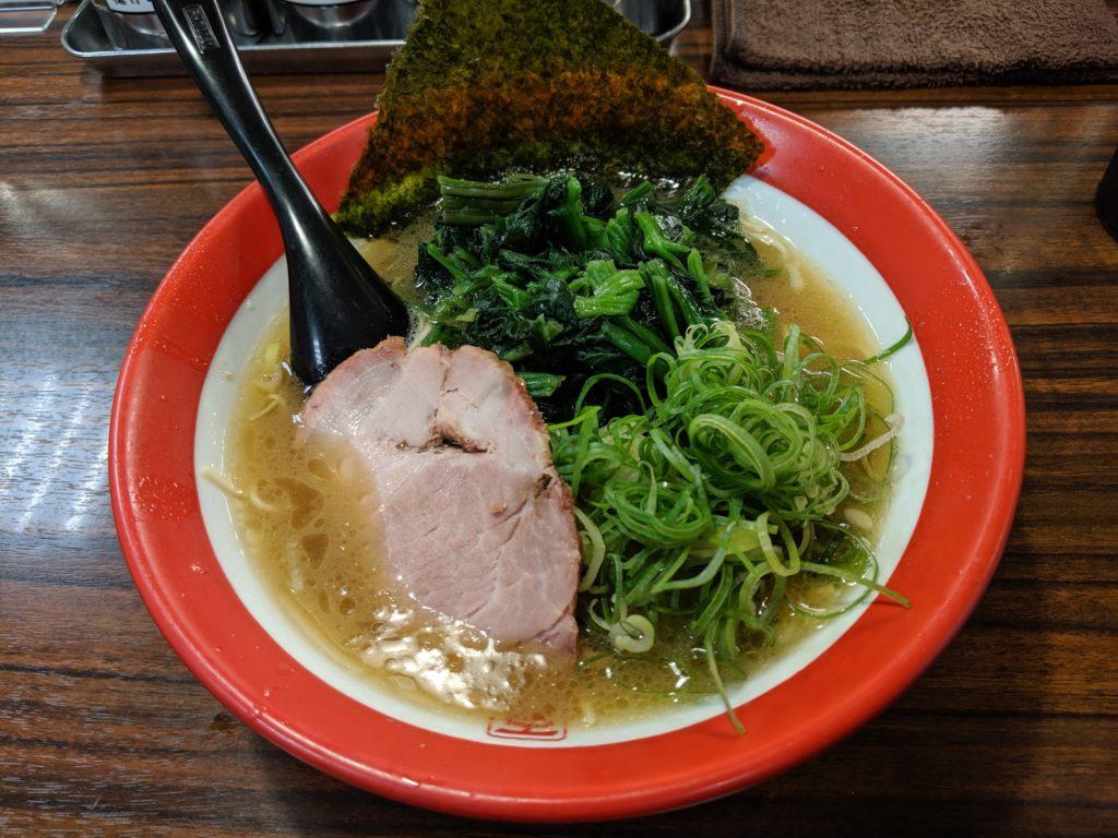 百麺(パイメン)のラーメン