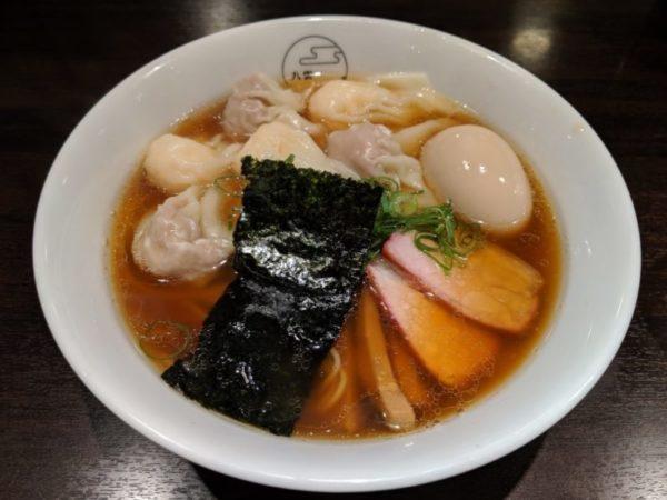 【八雲】ミシュランに掲載された極上ワンタン麺を食べる!|ナカメディア