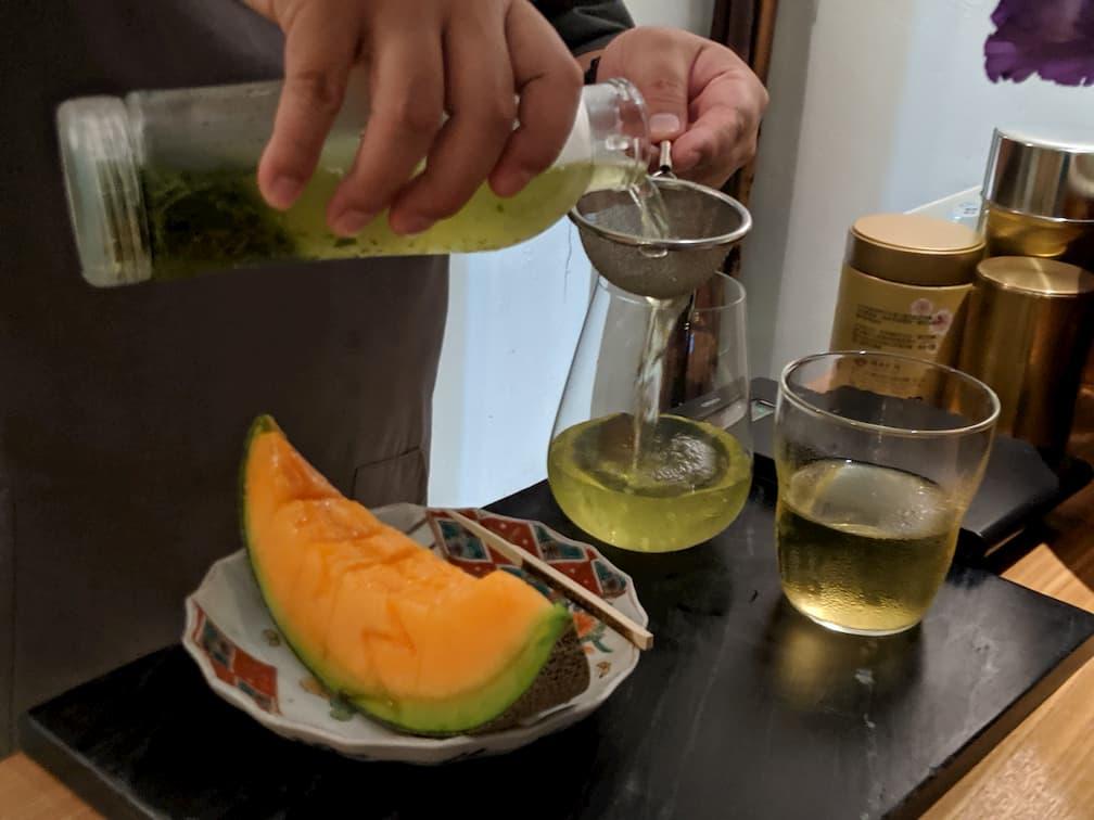 【Groovyな、お茶】お茶とナッツとフルーツで特別なティータイムを|ナカメディア
