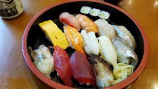 いろは寿司の1.7人前