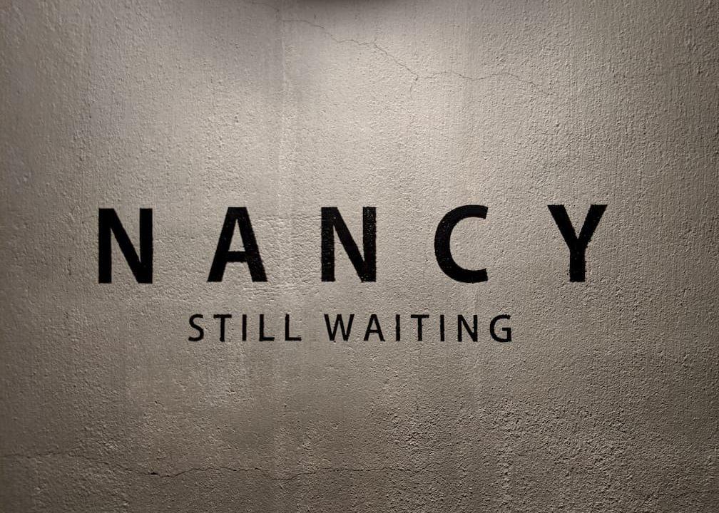 NANCY STILL WAITINGのロゴ