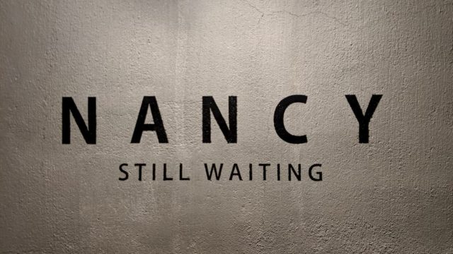 NANCY STILL WAITINGのロゴ