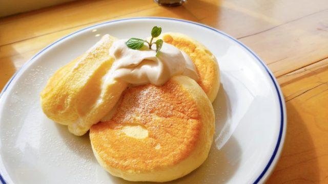 奇跡のパンケーキ