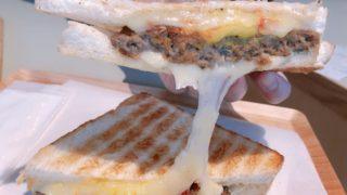 POTAMELT(ポタメルト)のサンドイッチ