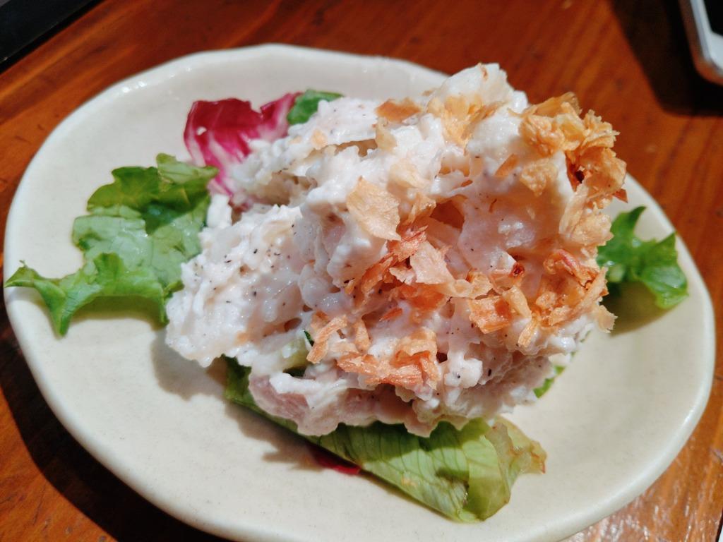葱屋平吉のポテトサラダ