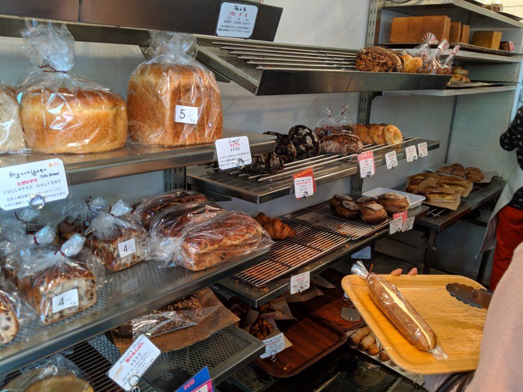トロパンのパンたち