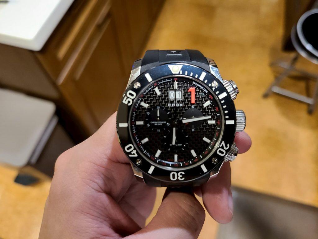 直った腕時計