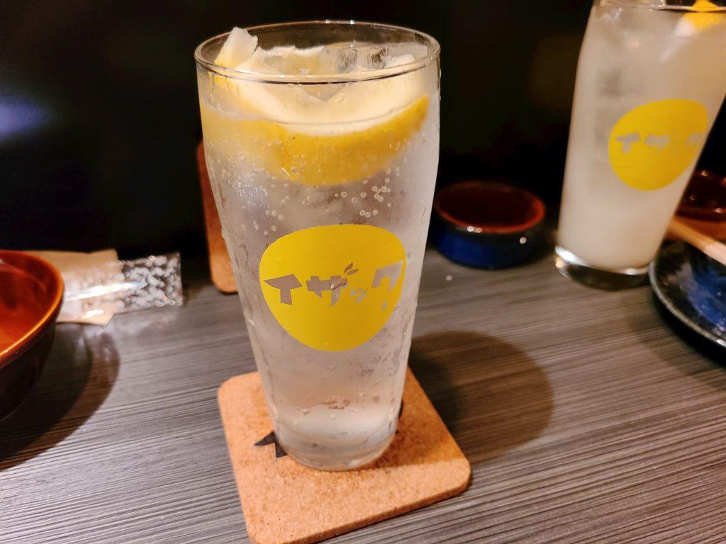 イザックの生レモンサワー