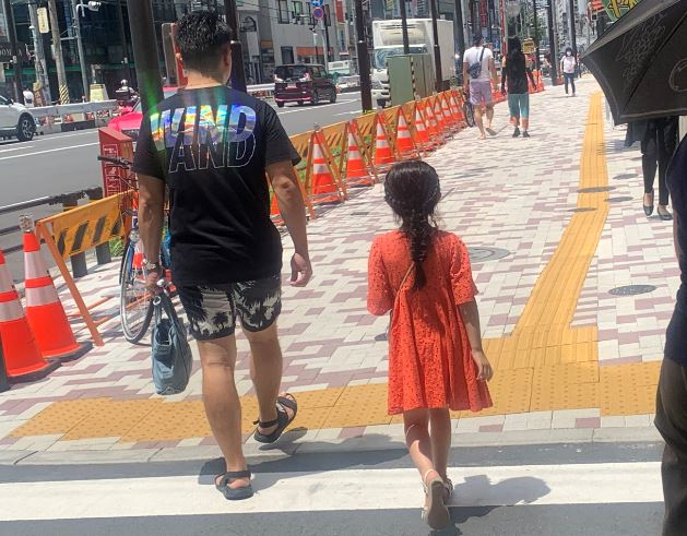 【WINDANDSEA(ウィンダンシー)中目黒駅前