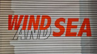 【WINDANDSEA(ウィンダンシー)店舗外観