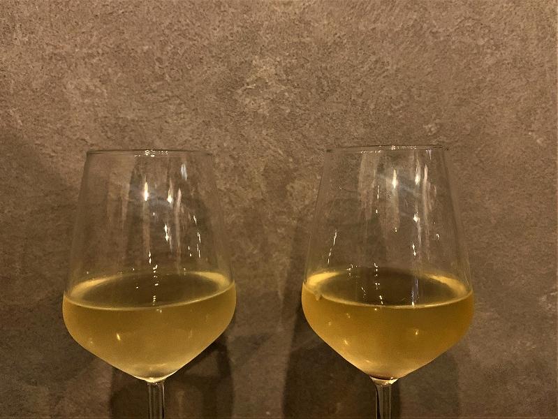 ビストロオーズ_中目黒で「付き合う前、2回目のデート」の最適解_白ワイン