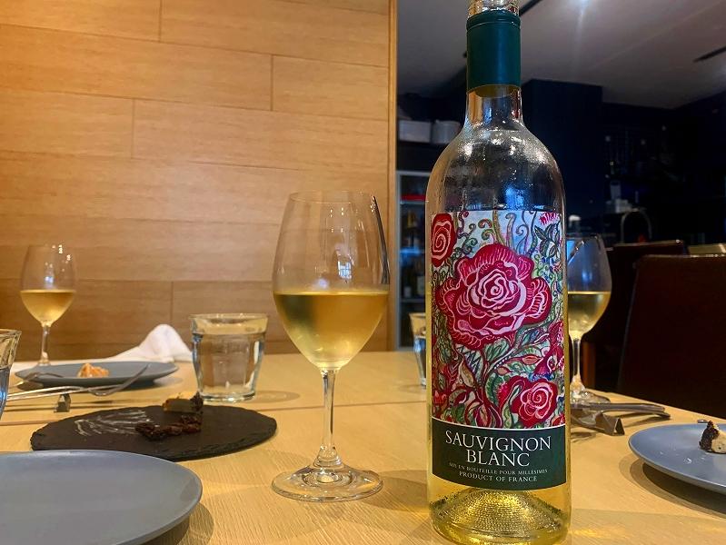 ワインファームTAMURA_中目黒で日曜昼飲み_bottle白ワイン