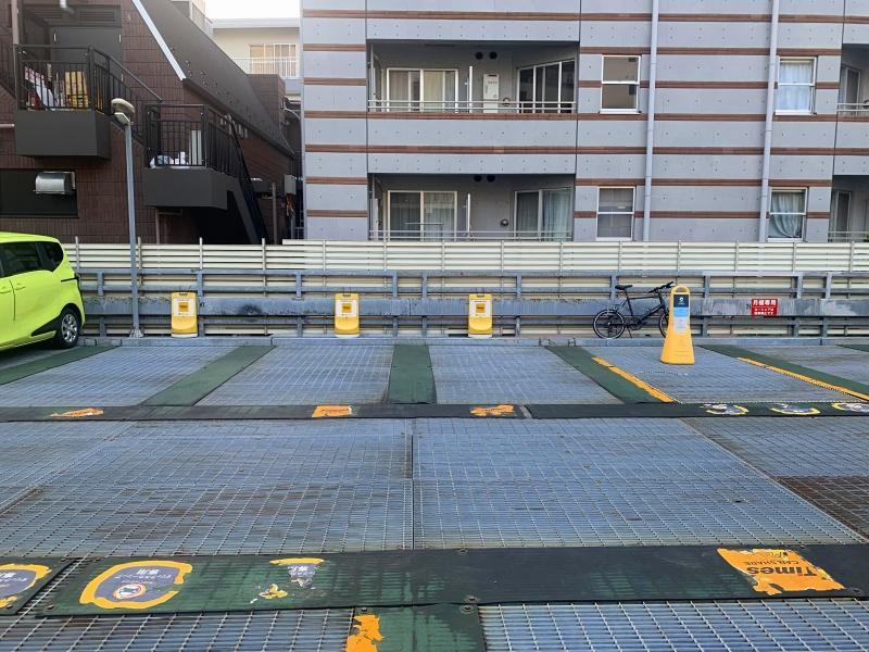 中目黒カーシェアおすすめランキング_中目黒駅前タイムズ
