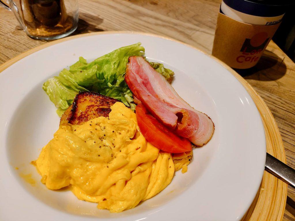 鎌倉ハムのBLTフレンチトースト