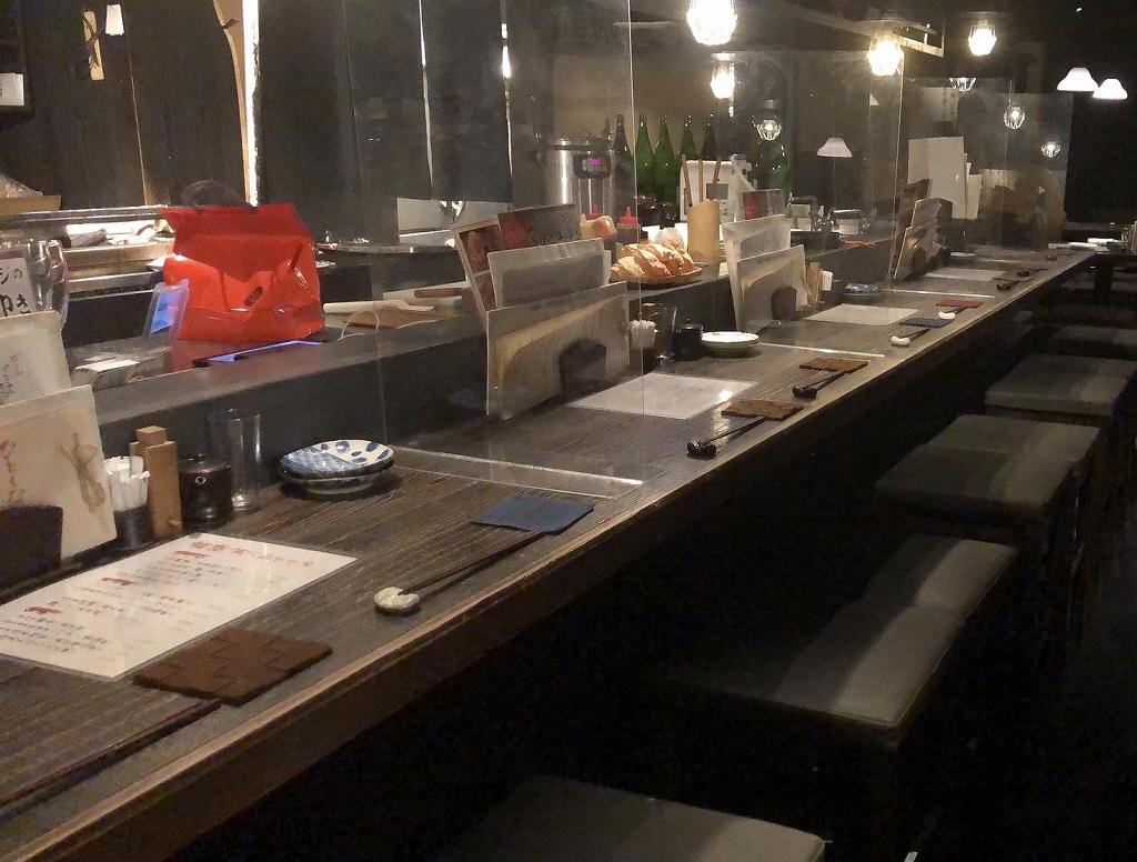 中目黒で日本酒なら_炉端の佐藤 中目黒高架下